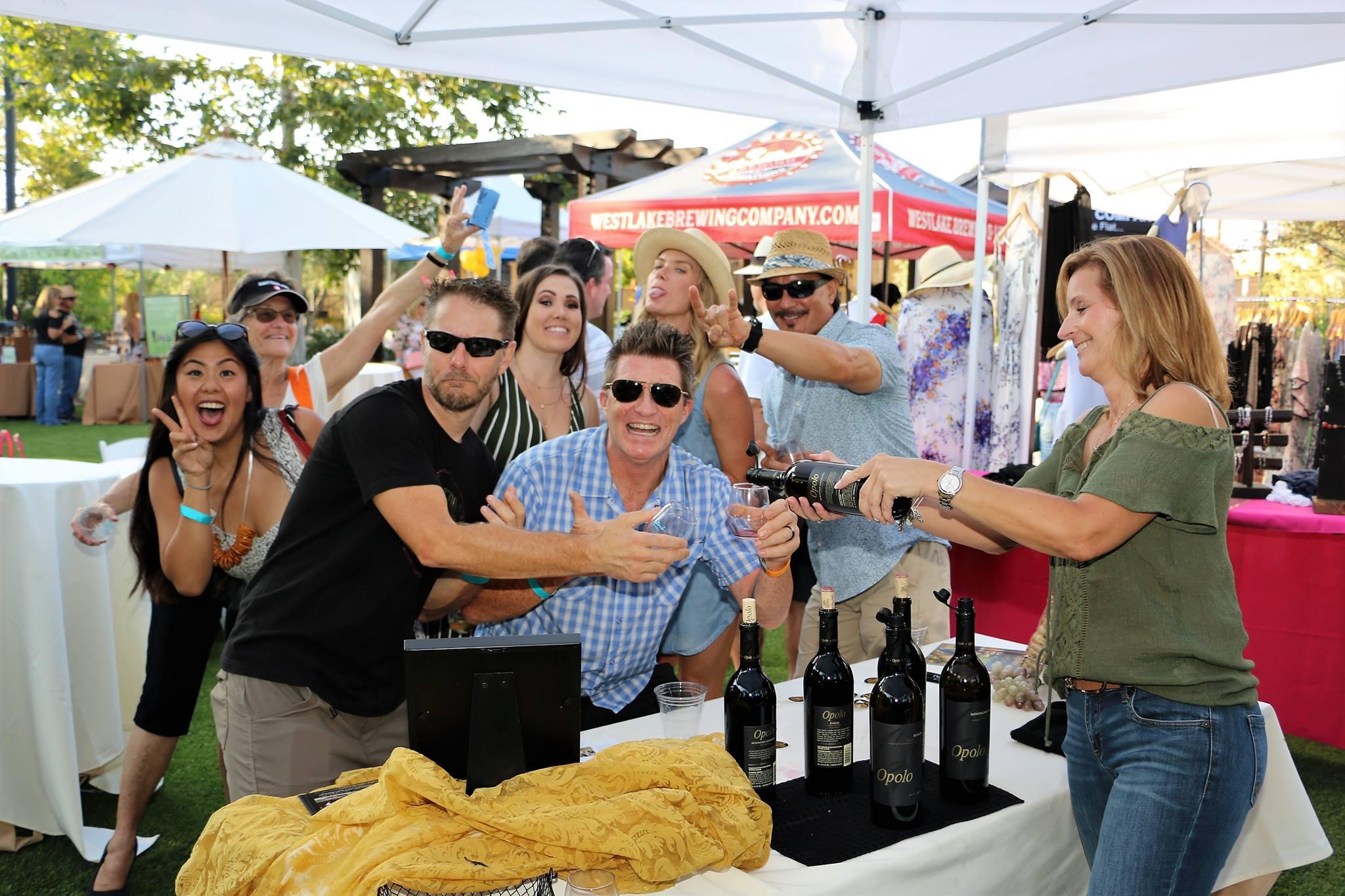 805 Wine & Brew Festival