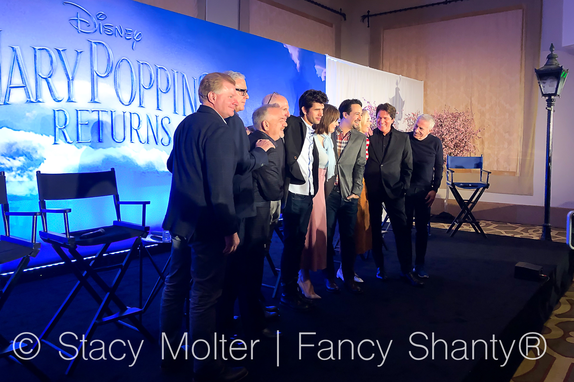 Mary Poppins Returns Cast Talks About Honoring Original Masterpiece, Witty Lyrics, Filming with Original Cast