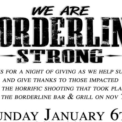 We Are Borderline Strong