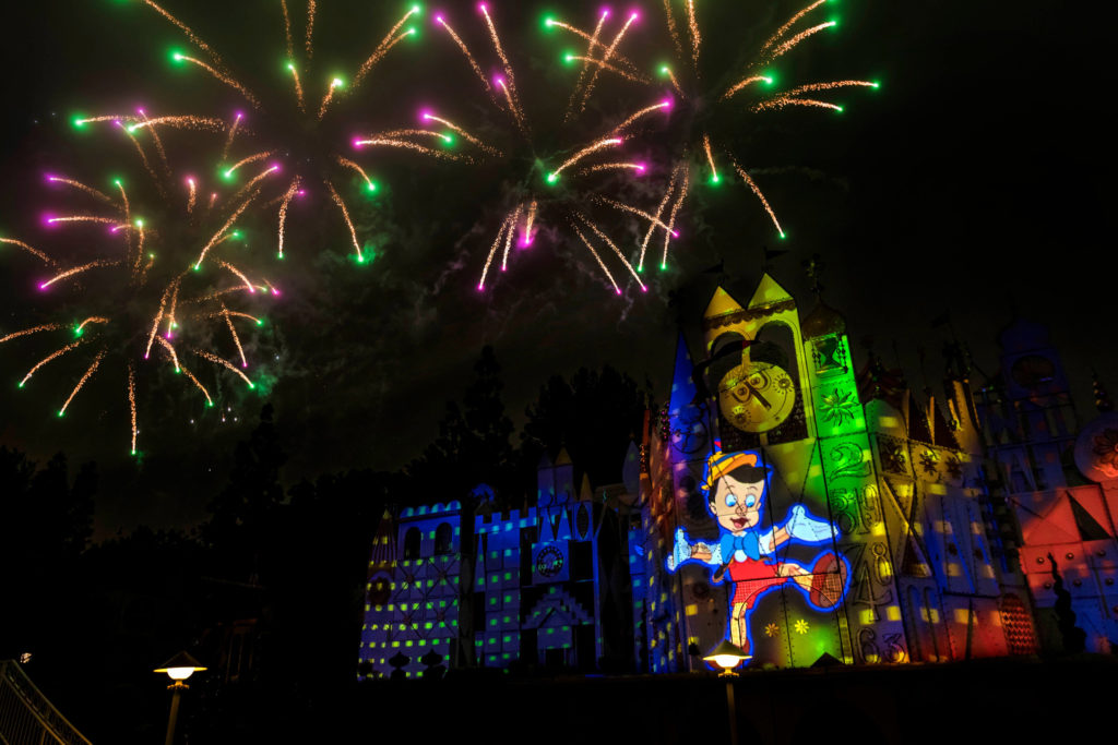 Mickey's Mix Magic, a New, High-Energy Projection Show, Debuts at Disneyland Park