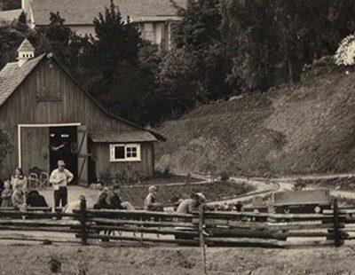 Public Day at Walt Disney's Carolwood Barn