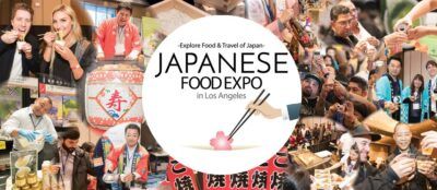 Japanese Food Expo 2019