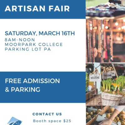 Community Yard Sale & Artisan Fair