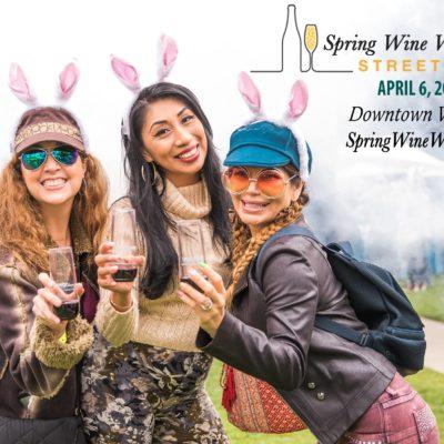 Spring Wine Walk & Street Fair