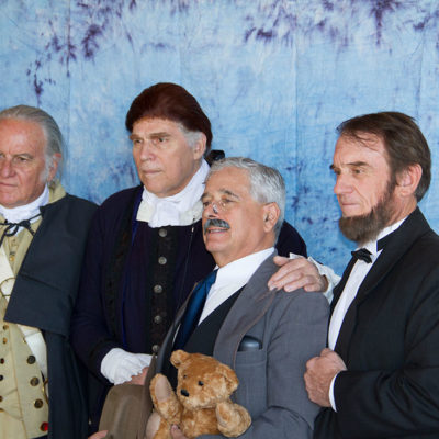 President's Day Celebration at the Ronald Reagan Presidential Library & Museum