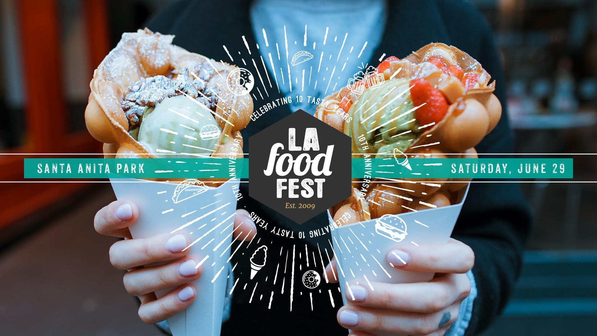 10th Annual L.A. Food Fest
