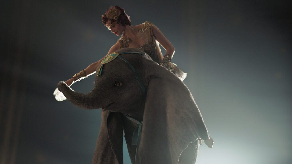 Disney's Dumbo - A Heartwarming Flight to Dreamland