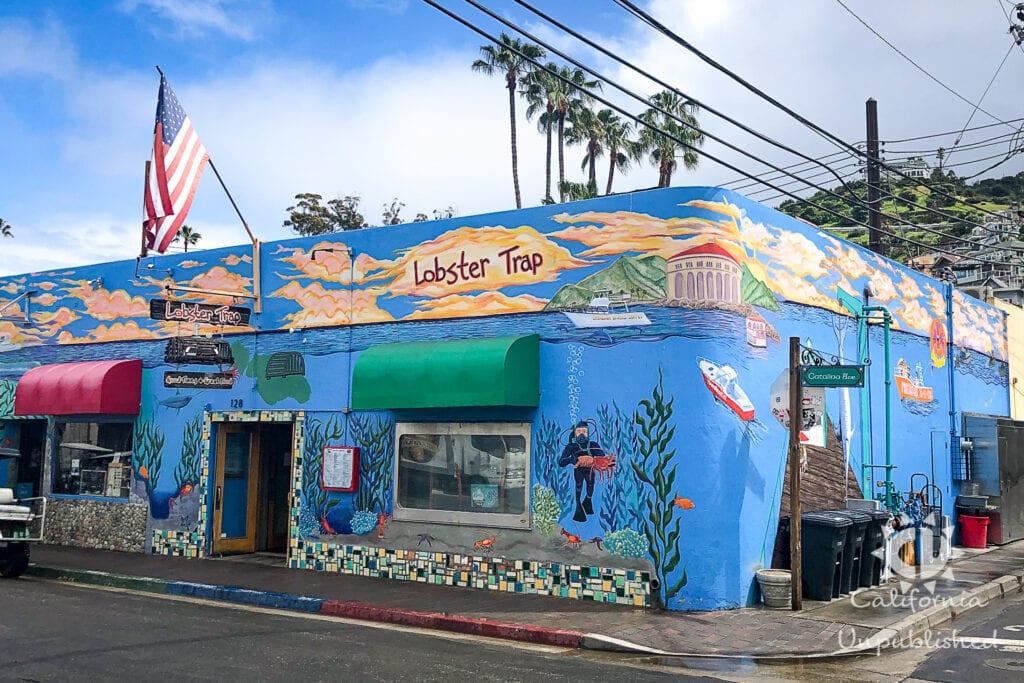Lobster Trap, Avalon, Santa Catalina Island