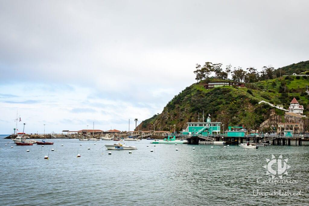 Avalon, Santa Catalina Island