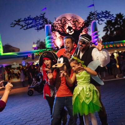New Oogie Boogie Bash Comes to Disney California Adventure with a New 'World of Color' Spectacular