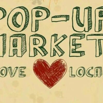 Vintage Market Pop Up Event