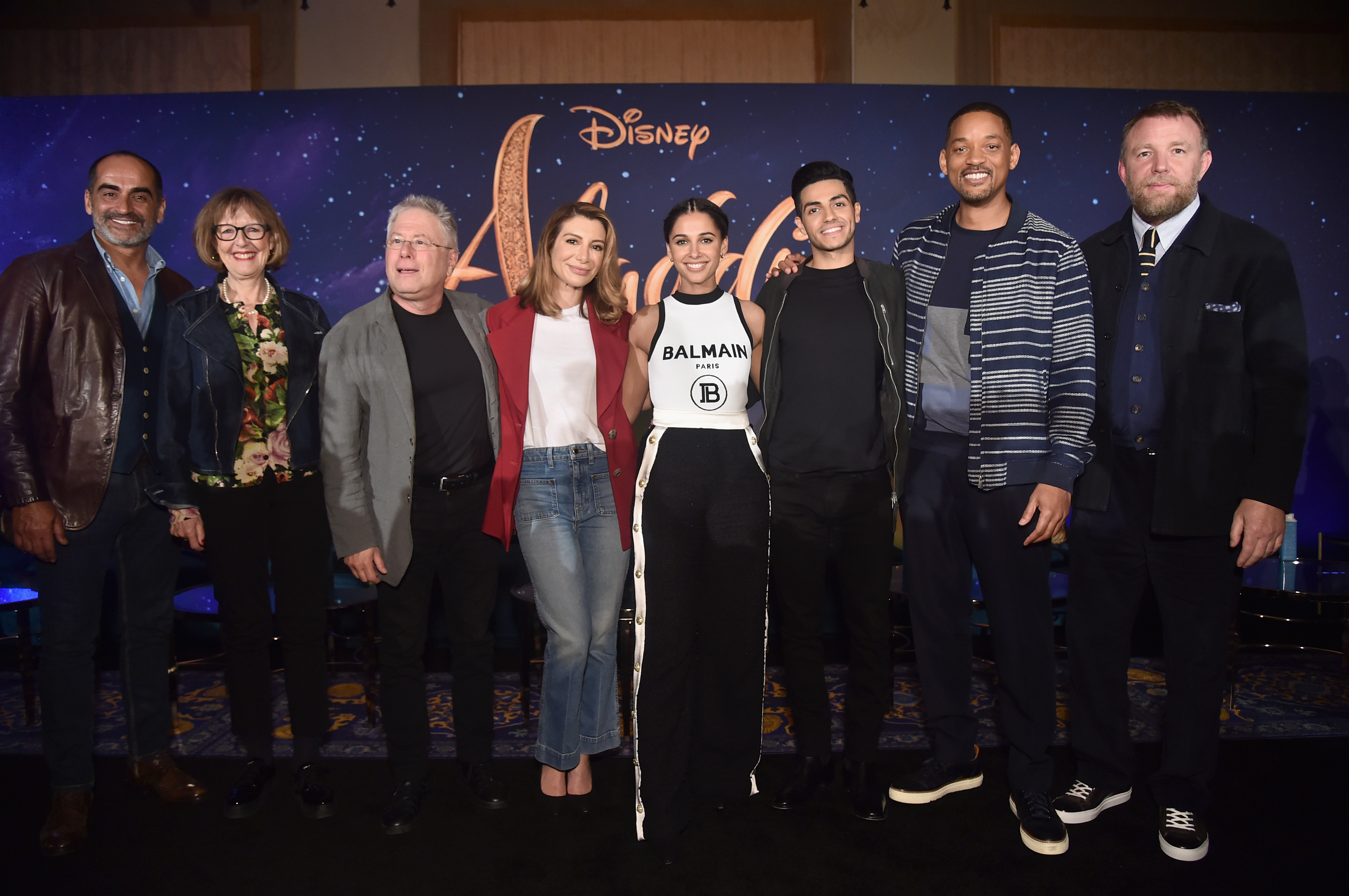 Will Smith's Wish – Moments from the Aladdin Press Conference