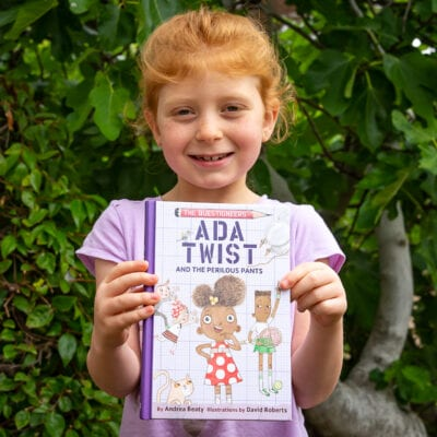 Giveaway: Ada Twist and the Perilous Pants – The Questioneers Book #2