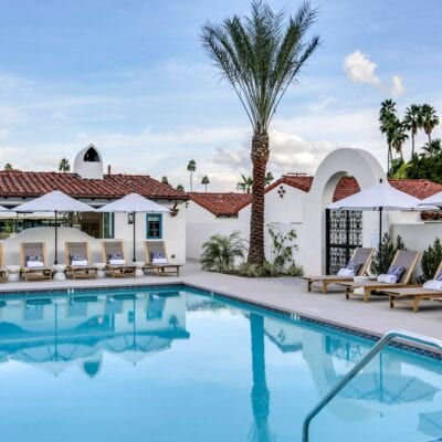 """Dream, Drink, Dine"" - Summer Getaway at Palm Springs' Luxury Hotel La Serena Villas and Azúcar"