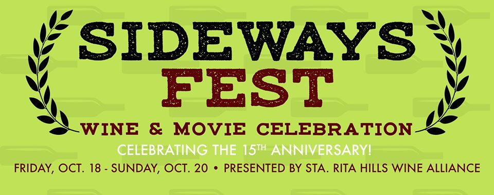 Sideways Fest 15 Year Anniversary Celebration