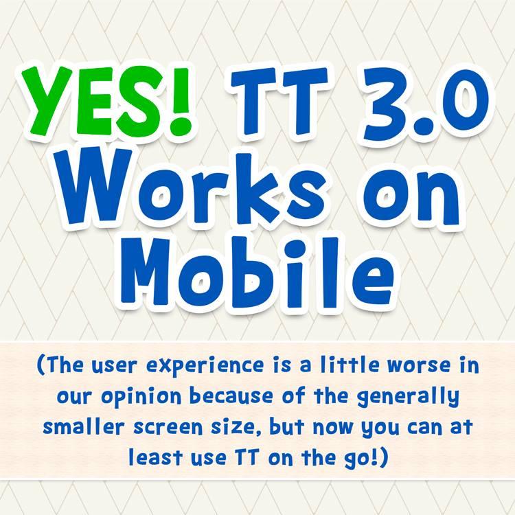 Teaching Textbooks Works on Mobile