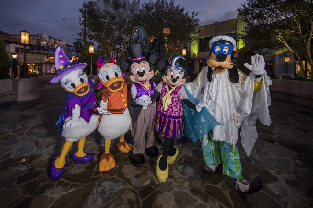 Disneyland Resort Celebrates the Halloween Season with Happy Hauntings at Both Disneyland and Disney California Adventure Parks