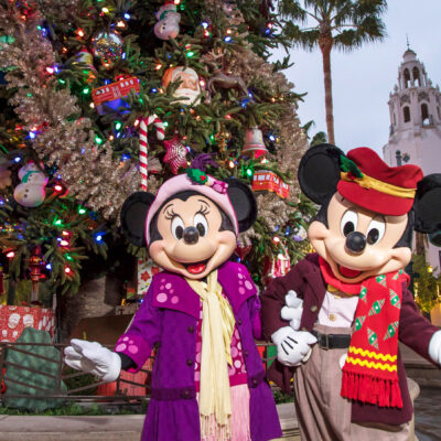Disneyland Resort Will Let it 'Snow' With Festive Traditions and Sparkling Décor to Celebrate the Holiday Season
