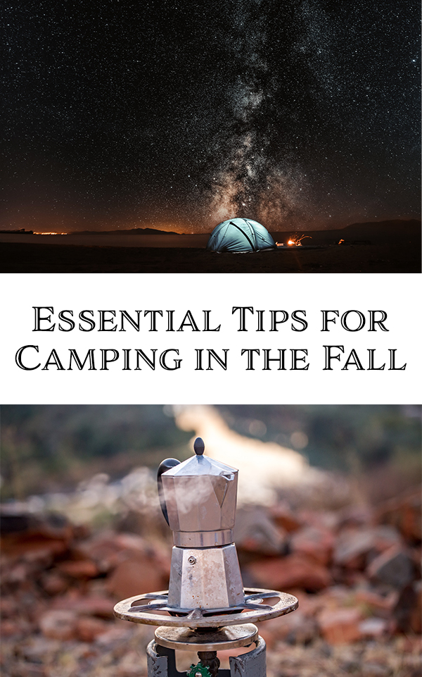 Essential Tips for Camping in the Fall