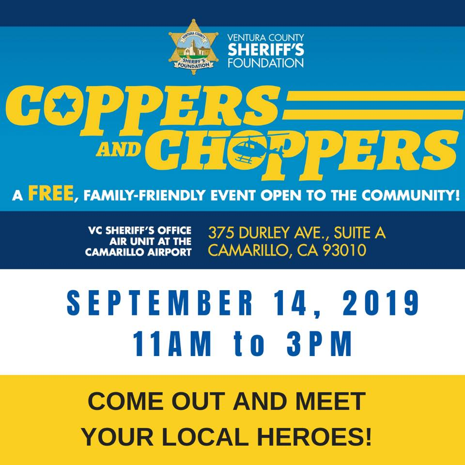 2019 Coppers And Choppers