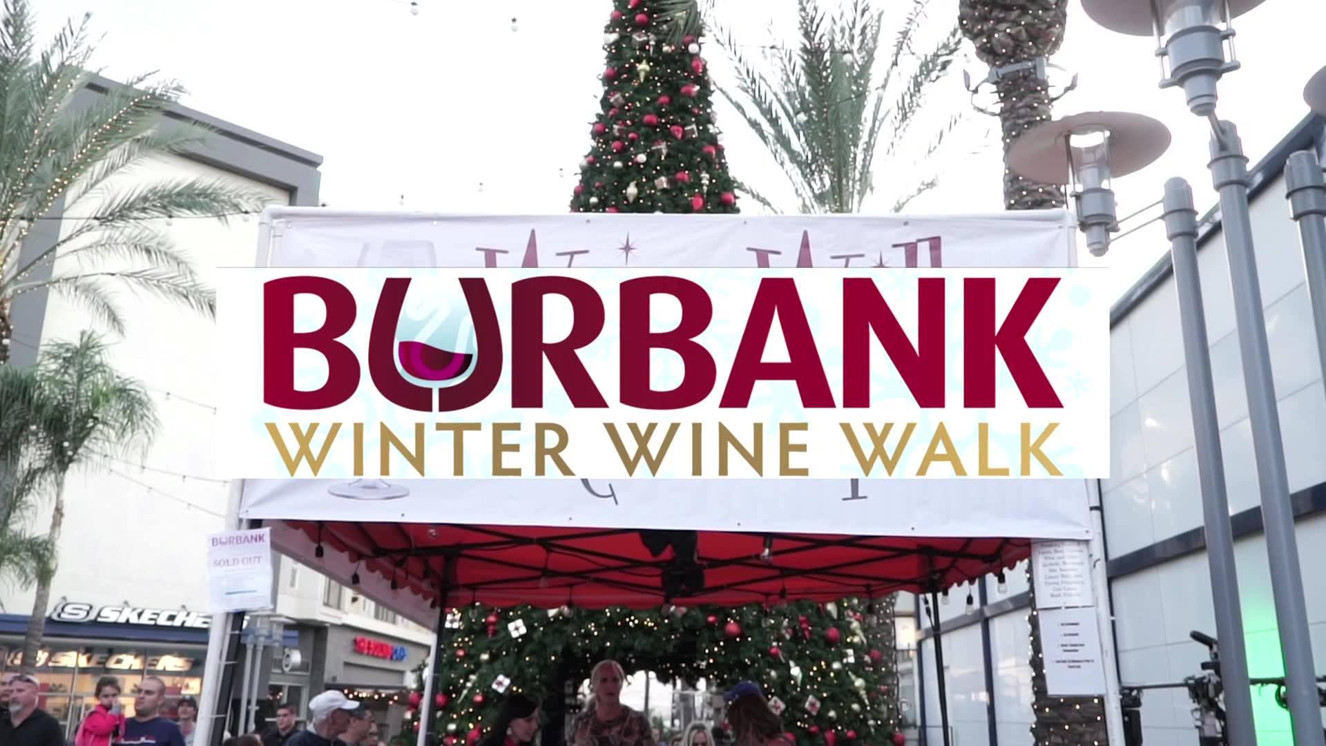 Burbank Winter Wine Walk