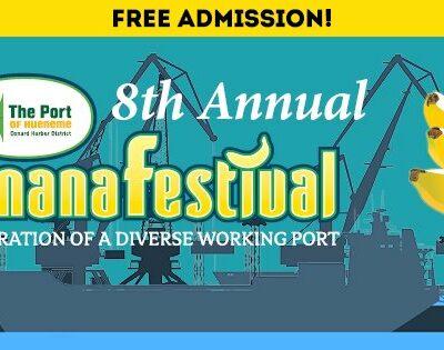 Port of Hueneme Banana Festival
