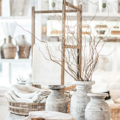 Vintage Home Decor and Fashion Pop Up Experience