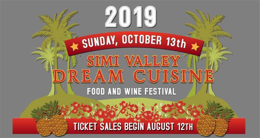 10th Annual Simi Valley Dream Cuisine Wine and Food Festival