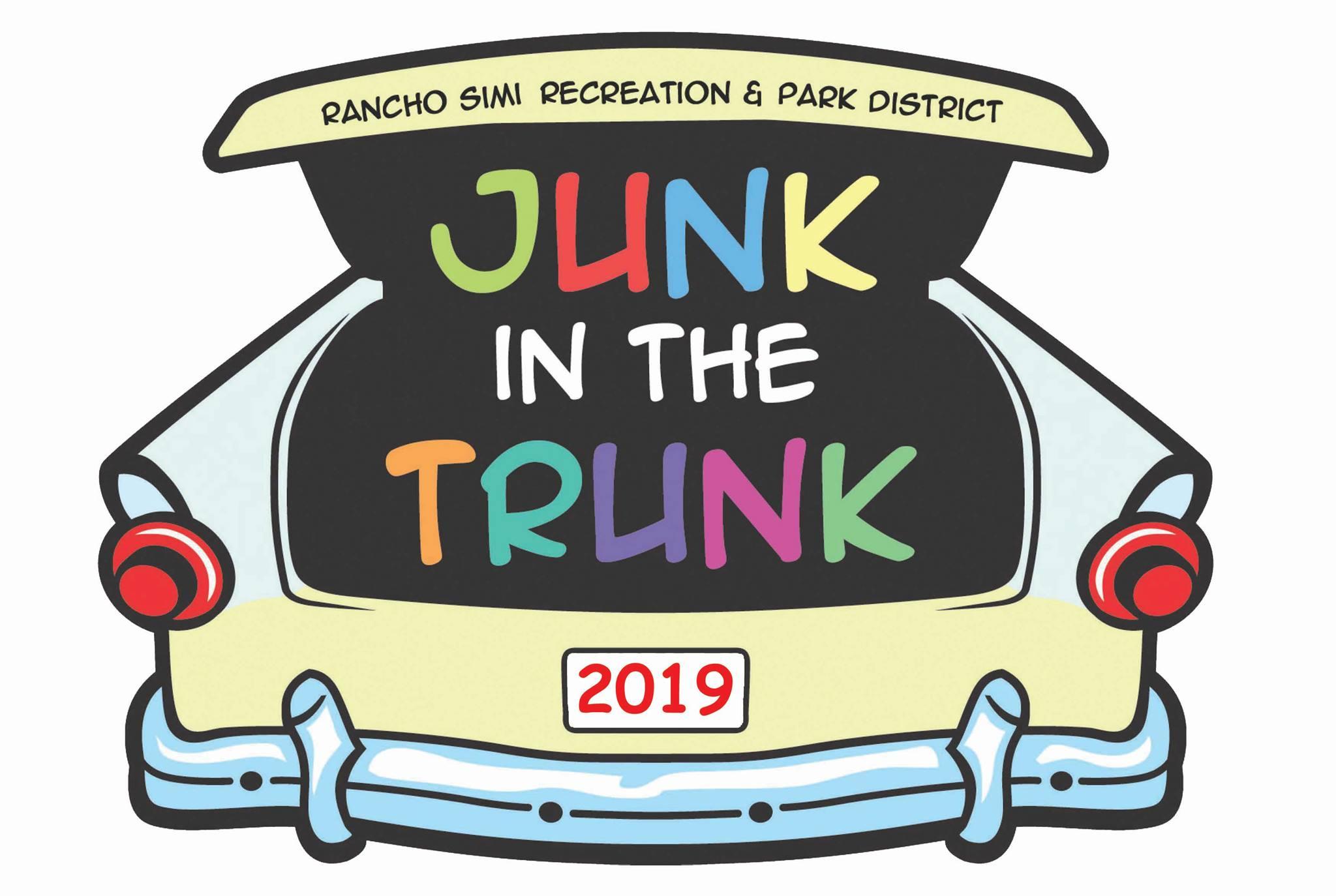 Junk in the Trunk: Parking Lot Rummage Sale