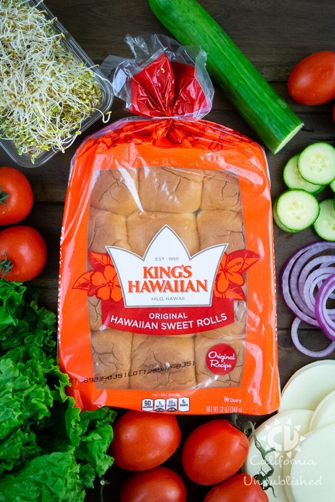 Veggie Sandwich Recipe - Creative Back to School Lunch Ideas for Kids