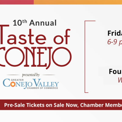 10th Annual Taste of Conejo
