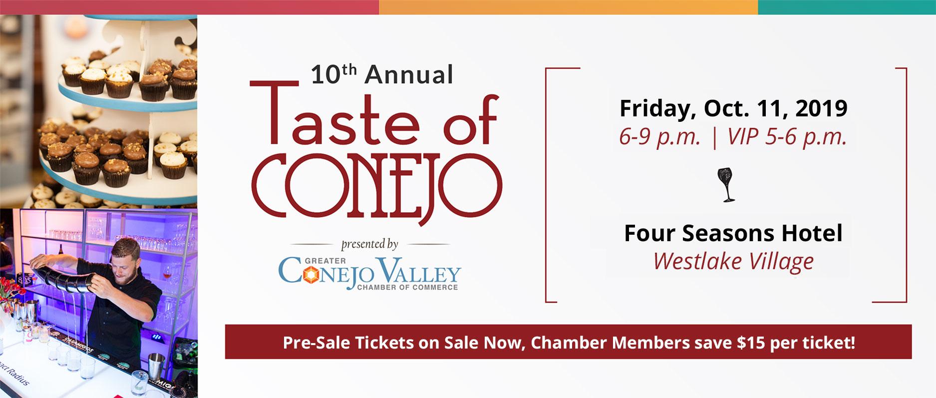 10th Annual Taste of Conejo
