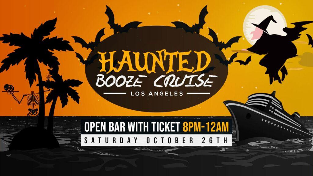 Los Angeles Haunted Booze Cruise
