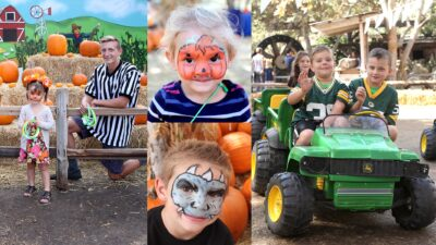 Irvine Park Railroad's 14th Annual Pumpkin Patch