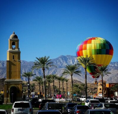 6th Annual Cathedral City Hot Air Balloon Festival