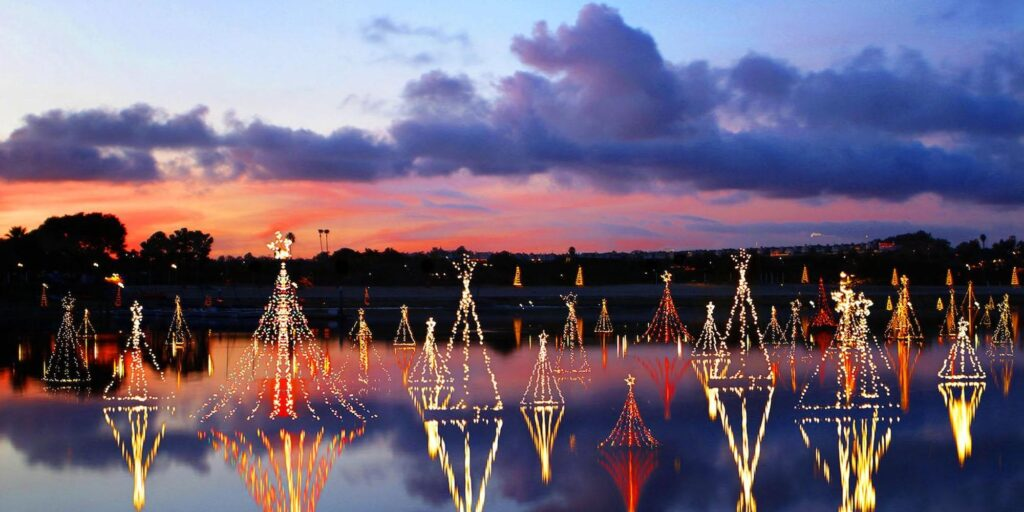 29th Annual Lighting of the Bay