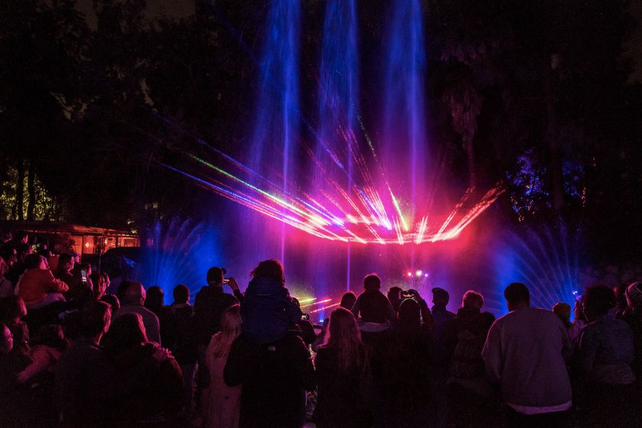 2019 L.A. Zoo Lights