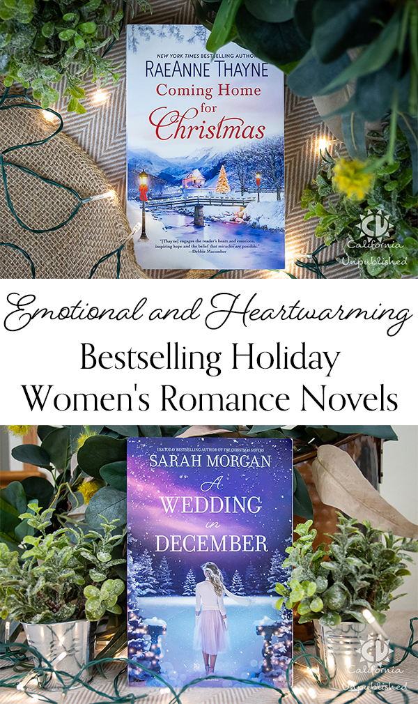 This holiday season, take time for yourself with one of these bestselling women's romance books from Harlequin. Each novel, uniquely written with a heartwarming story, is the perfect Christmas read to get lost in as you sit by a warm fire with a cup of hot chocolate.