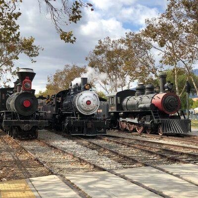 Steam Railfest 2020