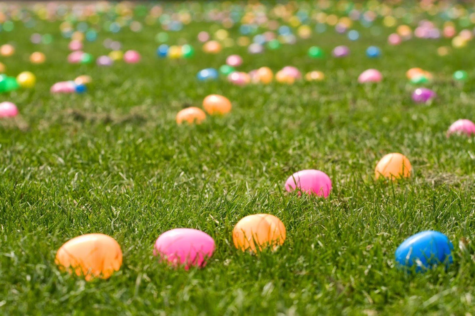 Oak Park Egg Scramble & Festival