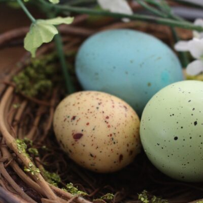 5 Faith-Based Easter Snack Ideas for Kids + Free Printable Resurrection Verses