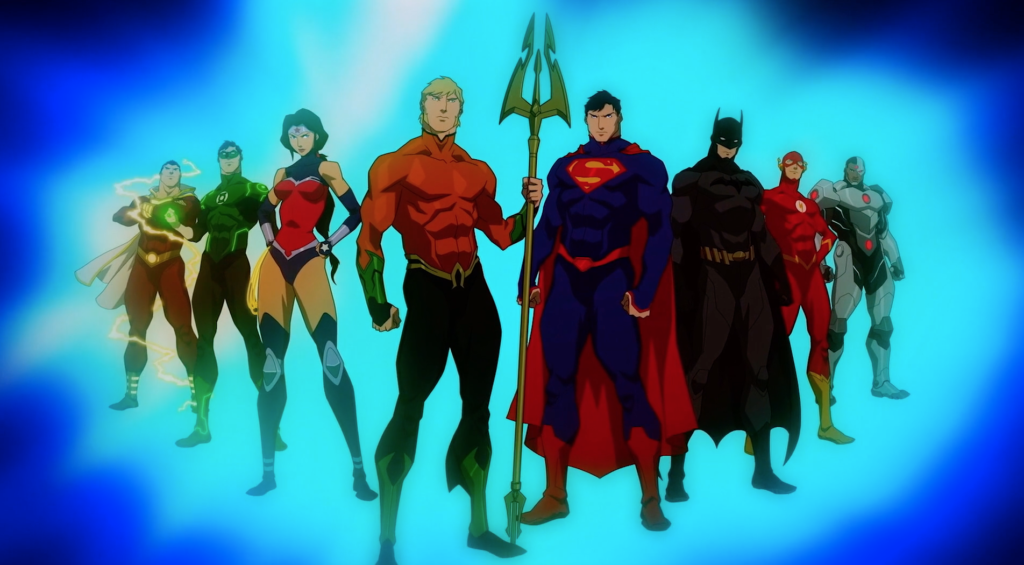 Aquaman – The New King