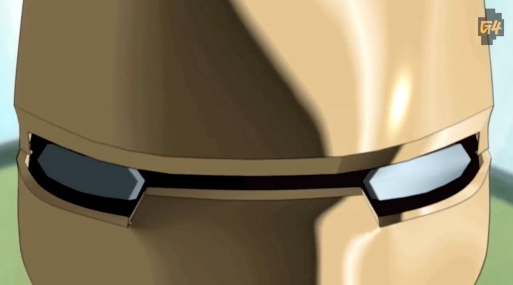 Marvel Anime on G4: Iron Man