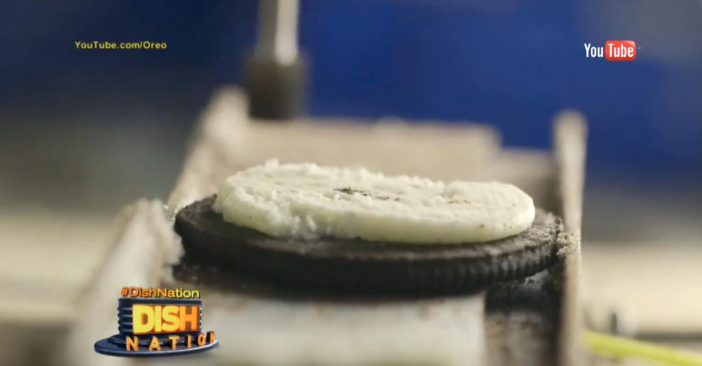Dish Nation – Man Creates Oreo Separating Machine!