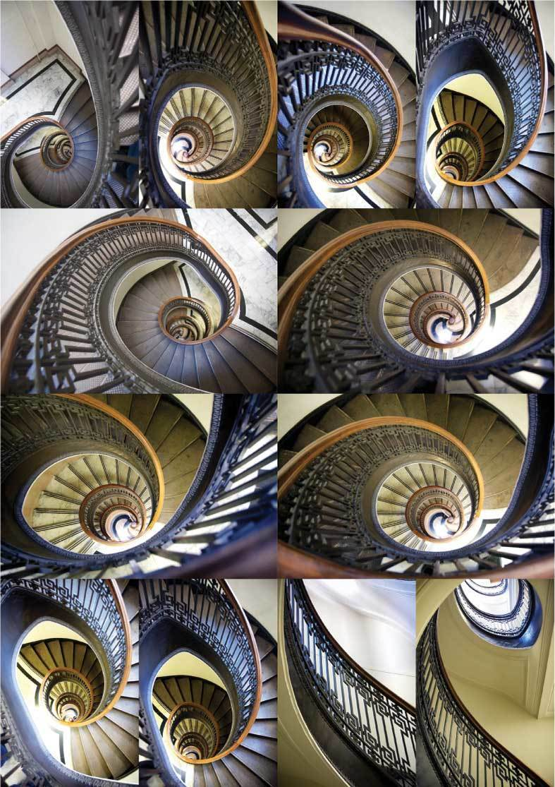 Mechanics Institute Staircase - Exploring Angles