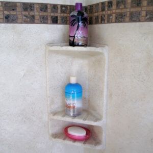 corner unit bathroom Shelf