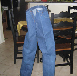 heavily starched jeans small - Starch Madness-to starch or not?
