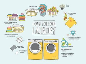 Laundry 101 For College Students