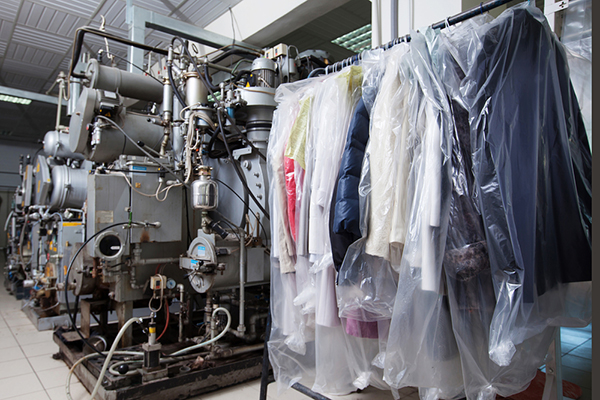 Dry Clean maching and clothes 600 px shutterstock 218195650 - How Often Should You have your Clothes Dry Cleaned?