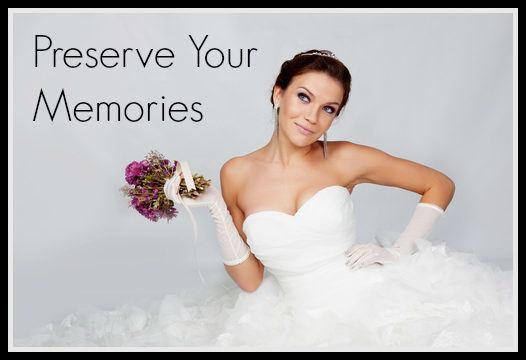 Wedding Gown Preservation